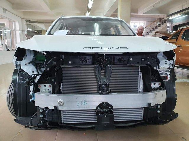 Xe 700 phải cọc 200 triệu, xe Trung Quốc Beijing X7 có đang ảo tưởng tại Việt Nam? - Ảnh 6.