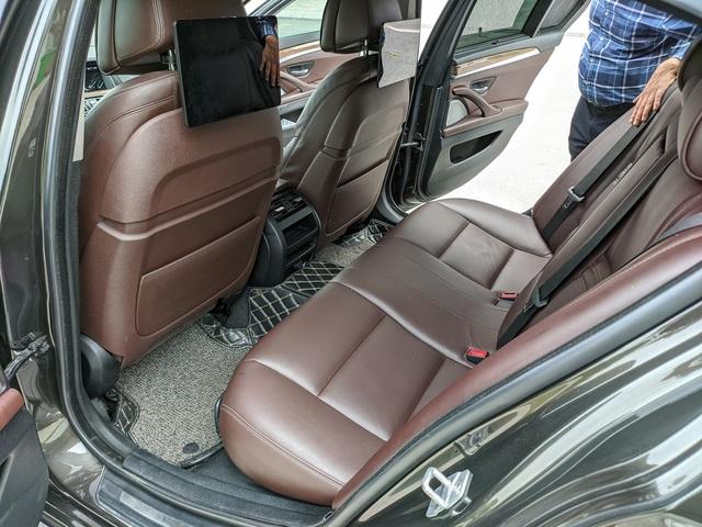 BMW 5-Series cũ rao giá 1,4 tỷ, người bán tiết lộ tiền độ đủ để đập hộp Toyota Vios 2020 - Ảnh 4.