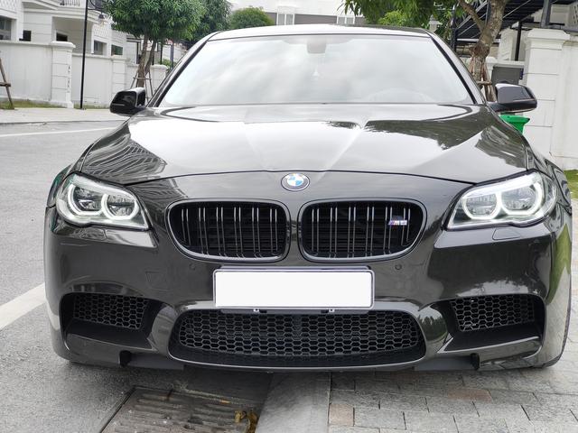 BMW 5-Series cũ rao giá 1,4 tỷ, người bán tiết lộ tiền độ đủ để đập hộp Toyota Vios 2020 - Ảnh 1.