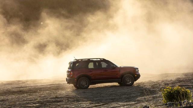 Bronco Sport chính thức đi vào lắp ráp, quyết Make Ford Great Again - Ảnh 1.