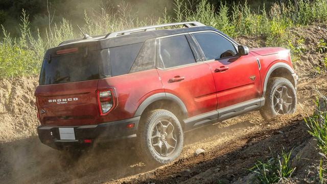 Bronco Sport chính thức đi vào lắp ráp, quyết Make Ford Great Again - Ảnh 2.