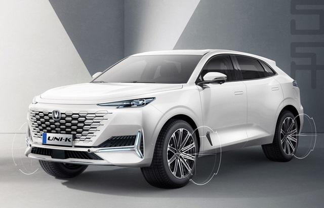 Soi mẫu ô tô Trung Quốc vay mượn thiết kế từ châu Âu, giá 600 triệu chào khách - Ảnh 1.