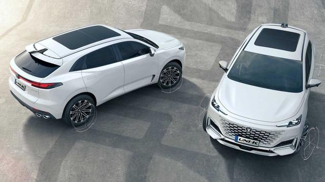 Soi mẫu ô tô Trung Quốc vay mượn thiết kế từ châu Âu, giá 600 triệu chào khách - Ảnh 2.