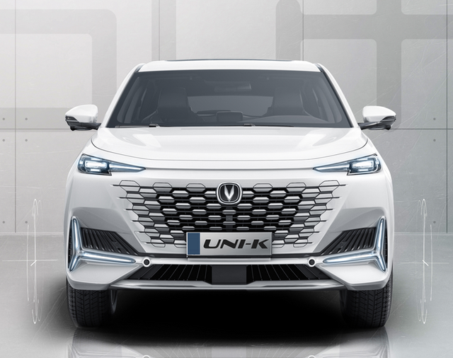 Soi mẫu ô tô Trung Quốc vay mượn thiết kế từ châu Âu, giá 600 triệu chào khách - Ảnh 3.