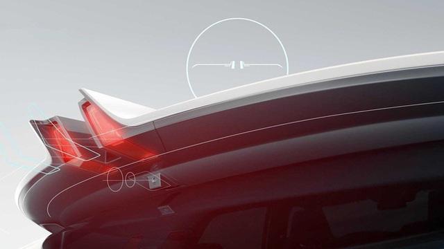 Soi mẫu ô tô Trung Quốc vay mượn thiết kế từ châu Âu, giá 600 triệu chào khách - Ảnh 7.