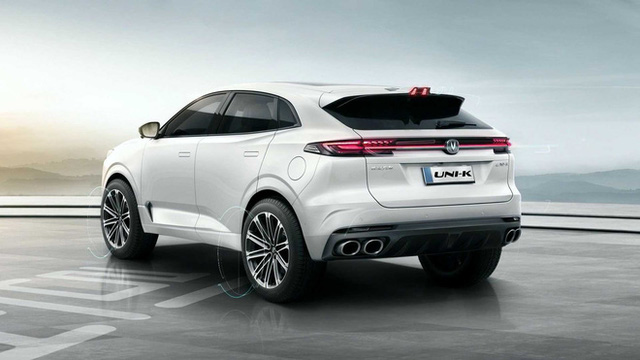 Soi mẫu ô tô Trung Quốc vay mượn thiết kế từ châu Âu, giá 600 triệu chào khách - Ảnh 10.
