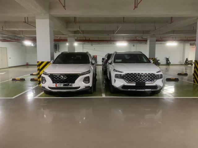 Hyundai Santa Fe 2021 đầu tiên về Việt Nam - Đối trọng của Kia Sorento và Toyota Fortuner chờ ngày ra mắt - Ảnh 3.