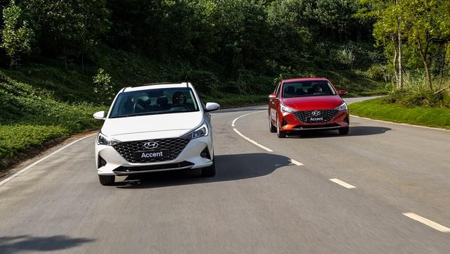 Chênh 116 triệu đồng, đây là sự khác biệt giữa 4 phiên bản Hyundai Accent 2021 tại thị trường Việt Nam - Ảnh 6.