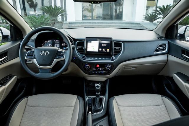 Trên dưới 500 triệu, sedan hạng B dồn lực đua tranh lấy lòng khách Việt ngay đầu năm 2021 - Ảnh 2.