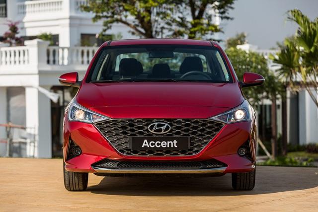 Chênh 116 triệu đồng, đây là sự khác biệt giữa 4 phiên bản Hyundai Accent 2021 tại thị trường Việt Nam - Ảnh 5.