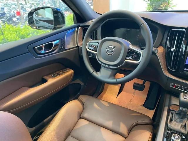 Volvo XC60 2021 về đại lý: 2 phiên bản, giá gần 2,2 tỷ, động cơ mạnh, nhiều 'đồ chơi' cạnh tranh Mercedes-Benz GLC - Ảnh 5.