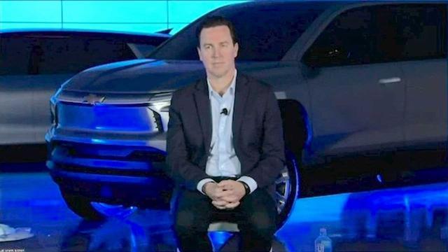Chevrolet lộ bán tải hoàn toàn mới, cạnh tranh Ford F-150 và Tesla Cybertruck - Ảnh 2.