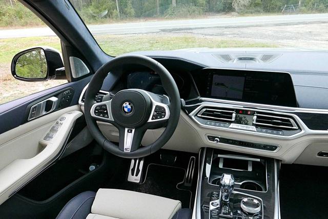 BMW X7 M Sport 2020 do THACO phân phối lộ giá hơn 5,8 tỷ đồng, rẻ sốc so với xe nhập ngoài - Ảnh 4.
