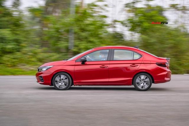 Chênh 70 triệu đồng, 3 phiên bản Honda City 2020 khác biệt những gì? - Ảnh 5.