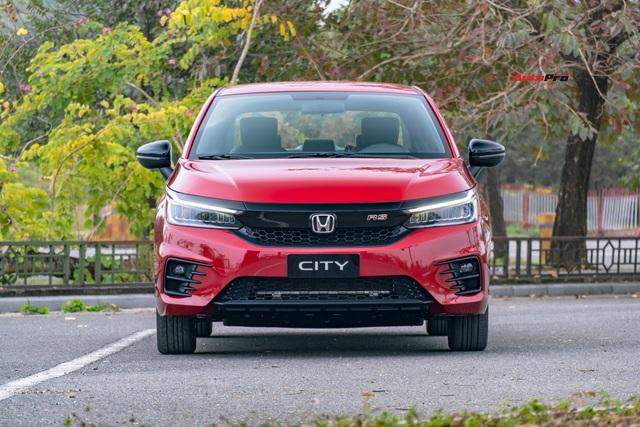 Chênh 70 triệu đồng, 3 phiên bản Honda City 2020 khác biệt những gì? - Ảnh 2.