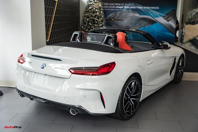 Minh nhựa lần đầu cầm lái BMW Z4 giá hơn 3 tỷ đồng ra đường, tái ngộ doanh nhân Nguyễn Quốc Cường sau nhiều năm - Ảnh 5.