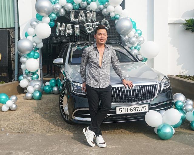 Doanh nhân Sài Gòn chi 12 tỷ mua Mercedes-Maybach S 560 màu xanh lục bảo siêu độc, tiết lộ thêm siêu phẩm chục tỷ sẽ mua trong thời gian tới - Ảnh 1.