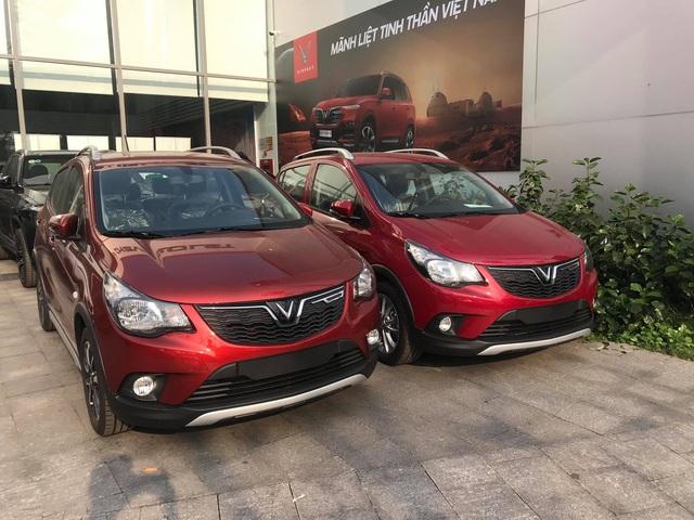 Đại lý bán VinFast Fadil giá thấp nhất 336,5 triệu đồng - Quyết tâm chinh phục ngôi vương thị trường ô tô Việt Nam - Ảnh 1.