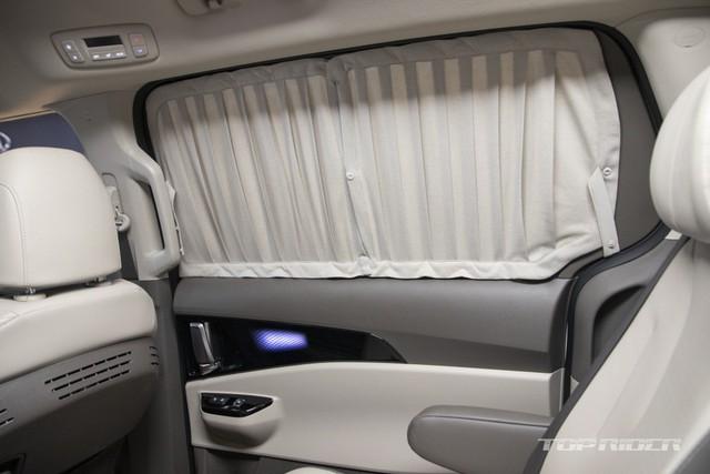 Chi tiết Kia Sedona High Limousine 2021 ngoài đời thực: Sang như xe Đức, giá quy đổi hơn 1,2 tỷ đồng khiến người Việt phát thèm - Ảnh 6.
