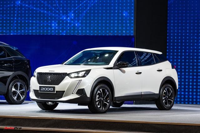Không mua Dongfeng T5 EVO giá 769 triệu đồng thì có những mẫu xe nào bằng giá: Nhật, Hàn, Pháp đủ cả - Ảnh 6.