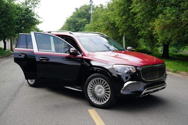 Mercedes-Benz GLS 450 lột xác thành Maybach đầu tiên Việt Nam: Chi gần 2 tỷ có xe độ gần giống hệt hàng xịn giá 18 tỷ đồng - Ảnh 6.