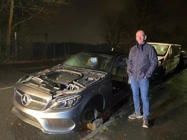 Bị trộm ô tô với thủ đoạn tinh vi, chủ nhà mất đồ nhưng vẫn phải thán phục trình độ nhóm đạo tặc - Ảnh 2.