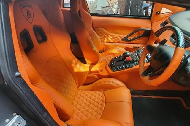 Honda Civic hóa thân thành Lamborghini Aventador rẻ nhất thế giới - Ảnh 5.