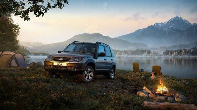 Xe giá rẻ Lada Niva chuẩn bị ra mắt phiên bản mới với thiết kế giống… Toyota RAV4 - Ảnh 4.