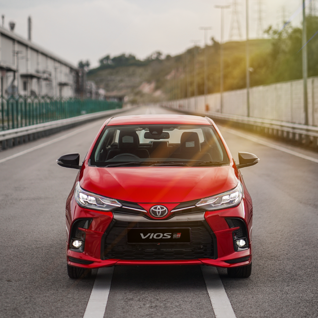 Rò rỉ thông tin Toyota Vios đời mới: Khung gầm mới, an toàn hơn, có bản giống hàng hot Corolla Cross - Ảnh 1.