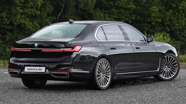Xem trước BMW 7-Series đời mới sắp ra mắt: Sedan full-size hạng sang đối đầu Mercedes S-Class - Ảnh 1.