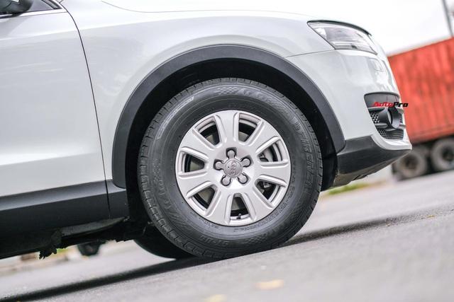 5 năm chạy hơn 65.000km, xe sang Audi Q3 bán ngang giá Mazda CX-5 'đập hộp' - Ảnh 2.