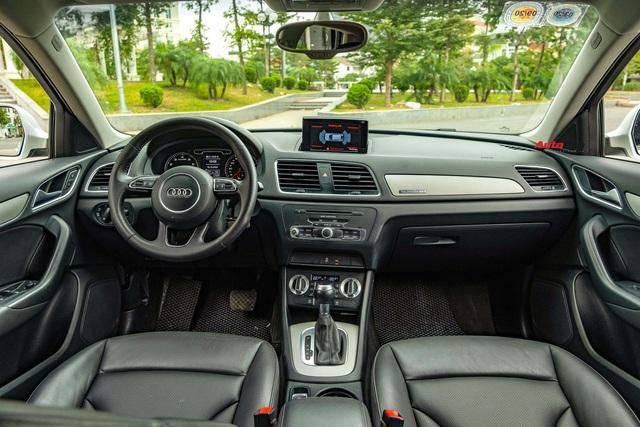 5 năm chạy hơn 65.000km, xe sang Audi Q3 bán ngang giá Mazda CX-5 'đập hộp' - Ảnh 4.