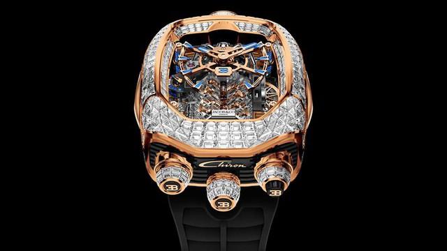 Đồng hồ Bugatti với giá ngang siêu xe mới - Ảnh 4.
