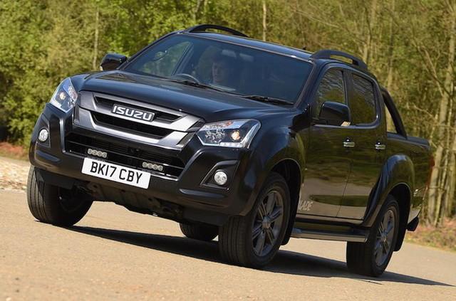Top 10 mẫu xe bán tải tốt nhất tại Anh năm 2020 - Ảnh 6.