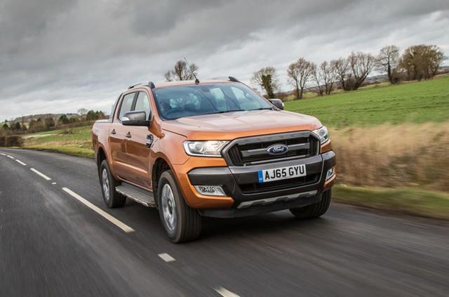 Top 10 mẫu xe bán tải tốt nhất tại Anh năm 2020 - Ảnh 8.