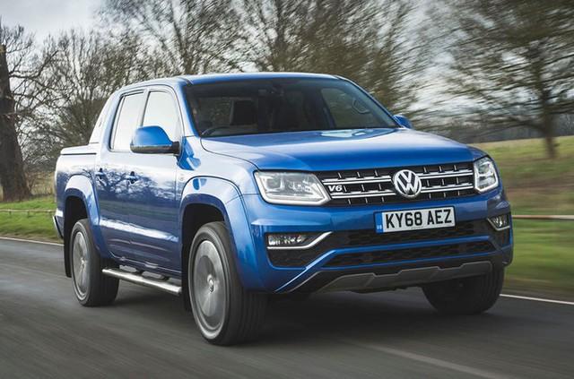 Top 10 mẫu xe bán tải tốt nhất tại Anh năm 2020 - Ảnh 9.