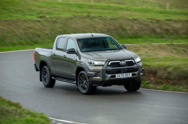 Top 10 mẫu xe bán tải tốt nhất tại Anh năm 2020 - Ảnh 10.