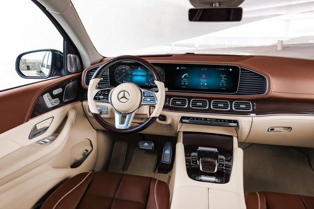 Khui công Mercedes-Maybach GLS 600 đầu tiên Việt Nam: SUV 4 chỗ siêu sang giá trên dưới 17 tỷ đồng, ngang tầm Bentley Bentayga - Ảnh 4.