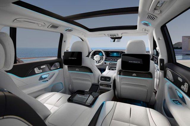 Mercedes-Maybach GLS 600 giá thấp nhất hơn 15 tỷ đồng chào hàng đại gia Việt chơi Tết - Ảnh 7.