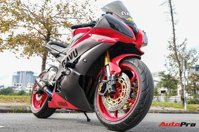 Chơi xe kiểu ngược đời: Đổi từ Kawasaki Z1000 xuống Yamaha R6 cũ nhưng Vlogger Navu tiết lộ lý do khiến ai cũng thấy thuyết phục - Ảnh 2.