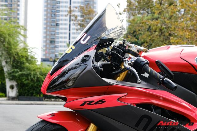 Chơi xe kiểu ngược đời: Đổi từ Kawasaki Z1000 xuống Yamaha R6 cũ nhưng Vlogger Navu tiết lộ lý do khiến ai cũng thấy thuyết phục - Ảnh 4.