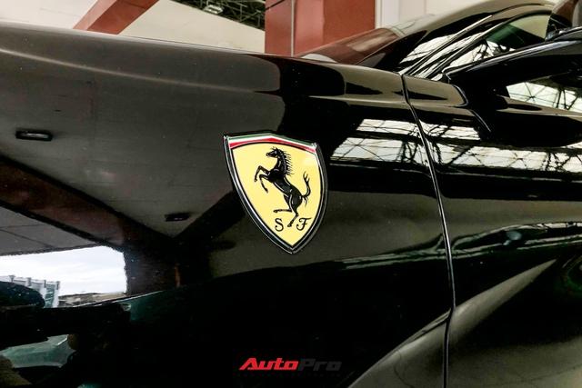 Cận cảnh Ferrari 812 Superfast từng của doanh nhân Hải Phòng tại showroom siêu xe số 1 Sài thành - Ảnh 6.