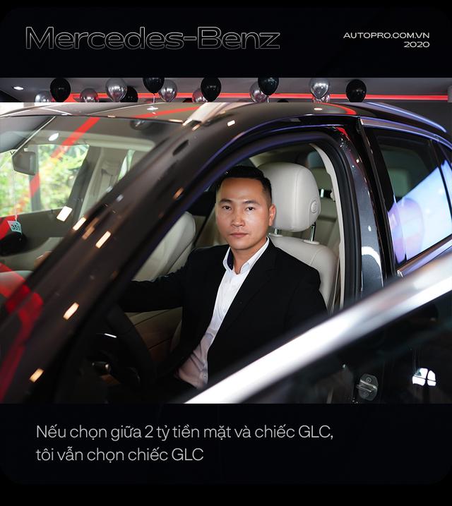 Gặp sale Mercedes được khách hàng cũ tặng xe gần 2 tỷ đồng: Nếu biết, tôi sẽ không nhận - Ảnh 6.