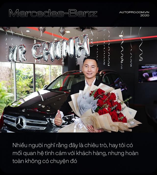 Gặp sale Mercedes được khách hàng cũ tặng xe gần 2 tỷ đồng: Nếu biết, tôi sẽ không nhận - Ảnh 5.