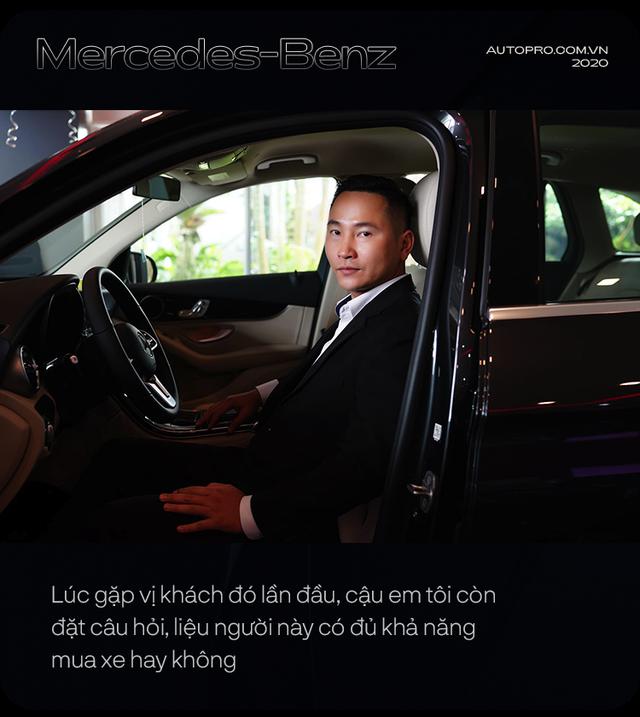 Gặp sale Mercedes được khách hàng cũ tặng xe gần 2 tỷ đồng: Nếu biết, tôi sẽ không nhận - Ảnh 4.
