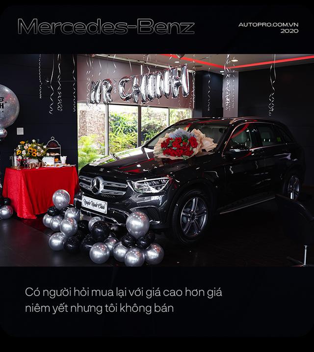 Gặp sale Mercedes được khách hàng cũ tặng xe gần 2 tỷ đồng: Nếu biết, tôi sẽ không nhận - Ảnh 7.