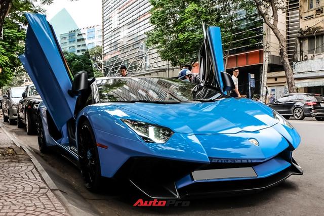 Bộ 3 siêu xe, xe siêu sang hàng độc của đại gia kín tiếng cùng lúc lộ diện: Một chiếc từng là siêu phẩm của Minh nhựa - Ảnh 5.