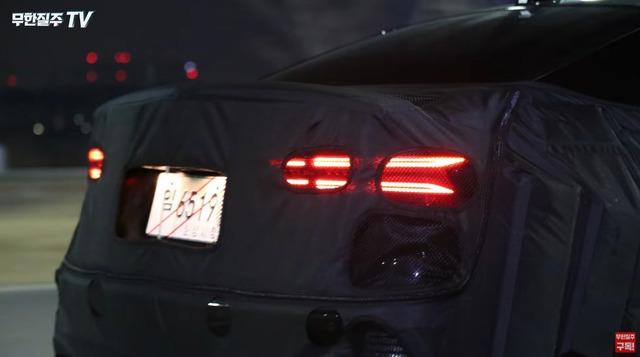 Lộ diện Kia Cerato 2022 với đèn LED thiết kế mới gây chú ý - Ảnh 4.