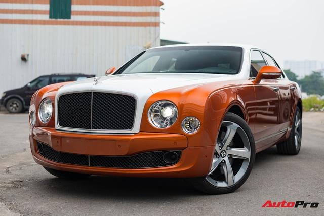 Bentley Mulsanne Speed độc nhất tại Việt Nam thay đổi diện mạo nhằm tìm kiếm chủ nhân - Ảnh 1.