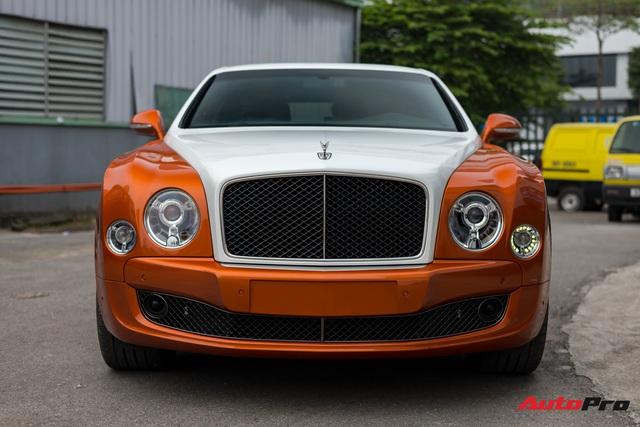 Bentley Mulsanne Speed độc nhất tại Việt Nam thay đổi diện mạo nhằm tìm kiếm chủ nhân - Ảnh 2.